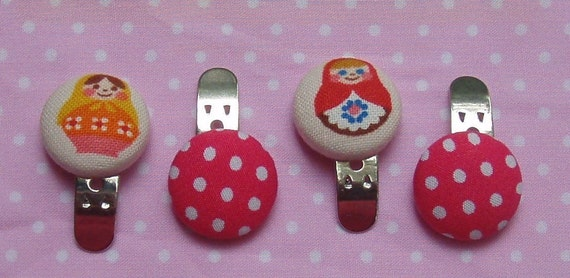 DIY COVER BUTTON SHOE CLIPS KIT/SET - THIS ONE IS FOR THE LITTLE GIRL, Make 3 Pairs Of Your Own Button Shoe Clips, Includes  Shoe Clips, Buttons, Fabric, Toolkit, Wire and Instructions/Tutorial - AUSTRALIA