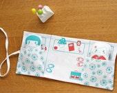 Kokeshi Fabric Dolls & their Cosy