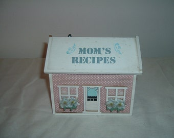 moms musical recipes box