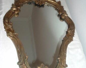 vintage MMA  ornate mirror