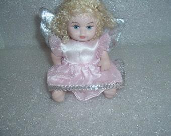 vintage china /porcelain angel doll