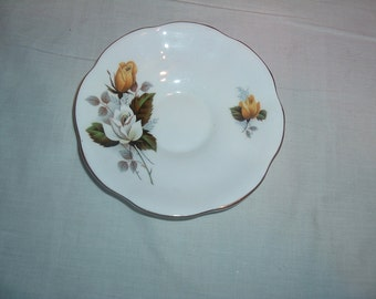 royal dover bone china made in england saucer