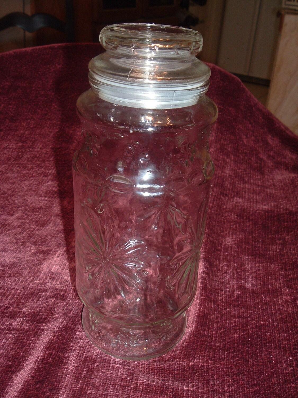 Vintage 1980 Planters Peanut Jar