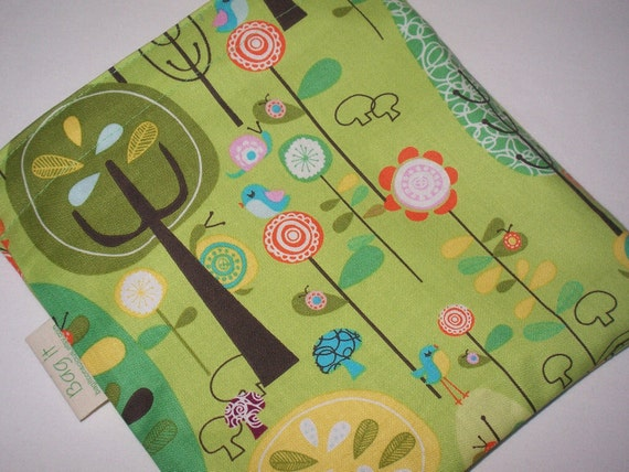 Reusable sandwich bag - Happier trees