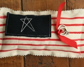 Military - Patriotic - 4th of July Ring Bearer Pillow - Americana