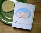 Allow Cookies :) Card