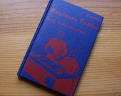 useful business tables and information 1943 book vintage