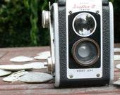 Kodak Duraflex III box camera vintage TTV