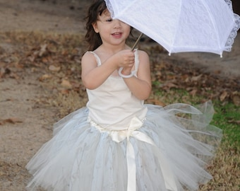 Willow Flower Girl Tutu