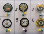 TOP Only**Green Bay Packers Badge Reel Tops  *PICK one*