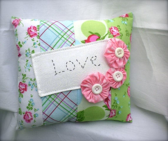 Small Shabby Chic Pillows : Unavailable Listing on Etsy