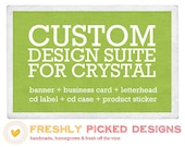 Custom Design Suite for Crystal Davis - Part 1