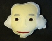 george washington - ecofelt pillow