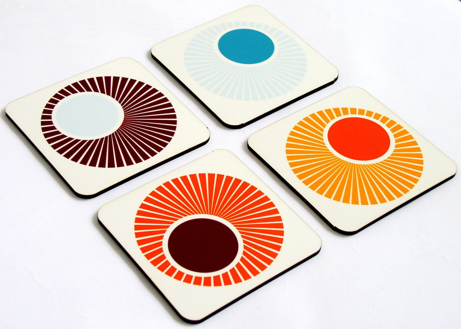 Drink Coasters Wooden Coasters Wood Coaster By Artiseverything