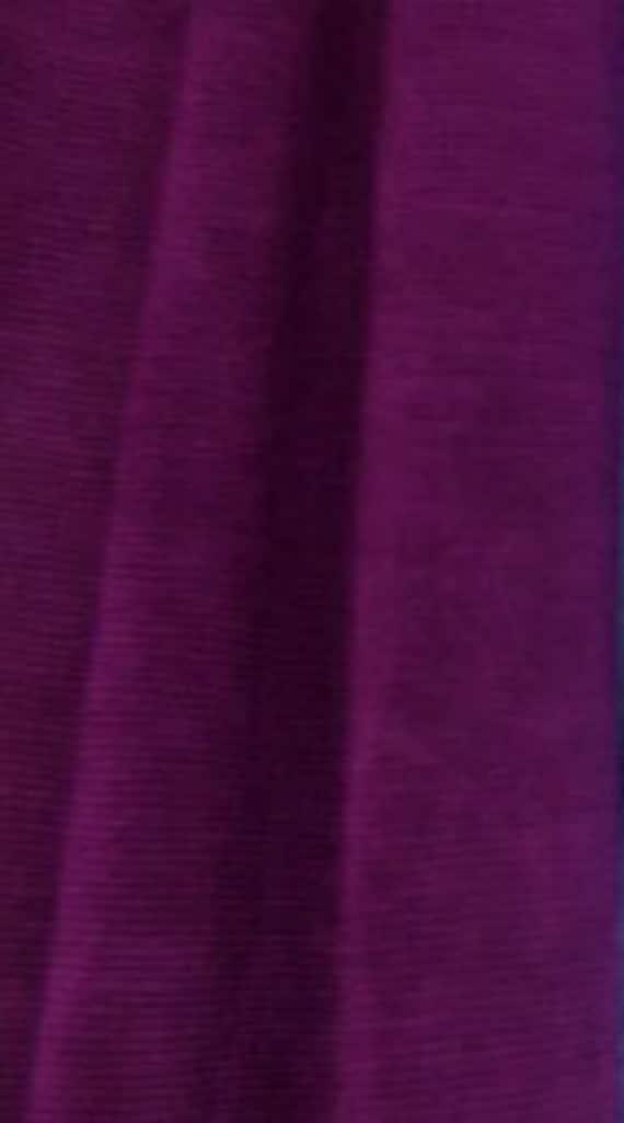 Purple Plum Slinky Lycra Fabric
