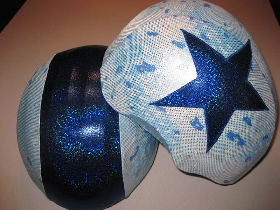Ready to Ship - BOUT SET Roller Derby  Helmet Panties