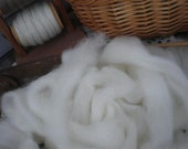 Alpaca Roving 7.2 ounces Extremely Clean