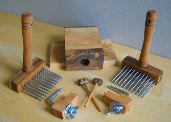 Wool Combs, BGS Standard Kit