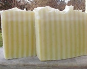 Luxurious LEMON MERINGUE All Natural Soap