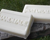 All Natural Unscented no additives White Soap Great for Babies and Sensitive Skin