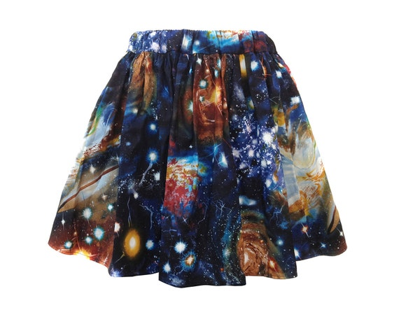 SALE. Short Space Skirt