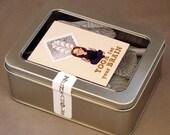 Large Tin Box for DIY Accessory Kit