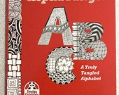 AlphaTangle - A Truly Tangled Alphabet Book (Revised) SIGNED