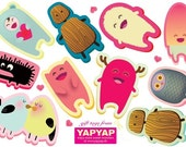 YAP Gift tags  - special xmas offer