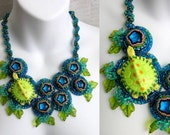 TORTUGA Beaded Statement Necklace