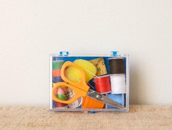 Mini Sewing Travel Kit, Mending Kit