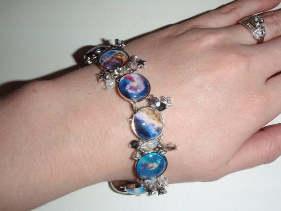 Dance Among the Stars, cosmos bracelet