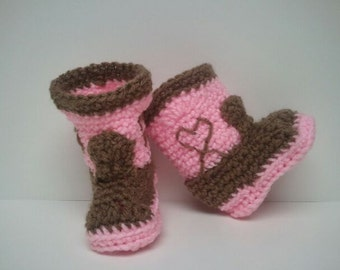 Pink Cowgirl Boots, Pink Cowboy boots, Cowboy baby shower