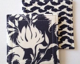 Coasters Ivy Bloom and Rivershine