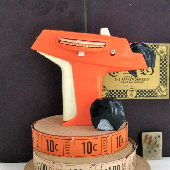 Vintage 1970's Dymo Label Maker By Anythinggoeshere On Etsy