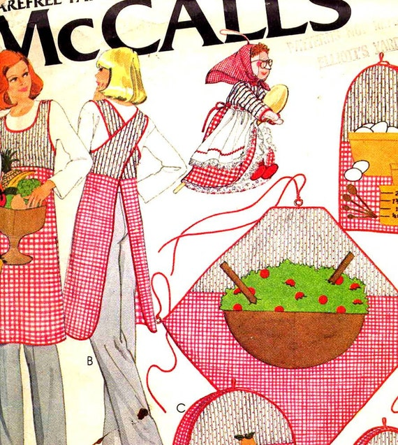 Vintage Kitchen Appliance Covers