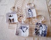 Buddha Knitting Stitch Markers (Set of 4)