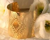 gold cuff, fashion jewelry, bracelet cuff, Gold cuff, modern jewelry, greek jewelry, wide gold cuff bracelet, hammered gold cuff bracelet