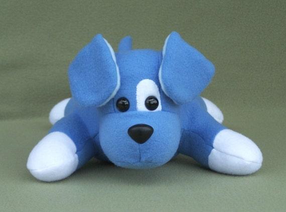 Blue Puppy Dog
