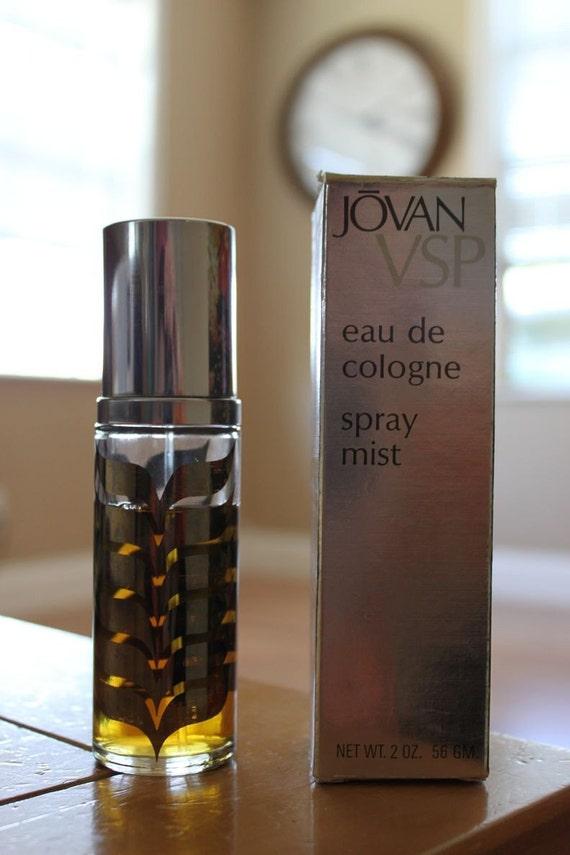 Vintage Jovan VSP 2oz perfume Spray