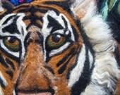 Bangel Tiger Applique