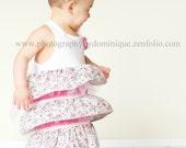 Childrens Ruffle Dress