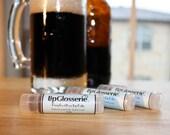 Free Shipping - Vegan Lip Balm - Root Beer - Handmade