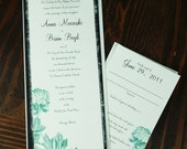 Hydrangea Wedding Invitation Set