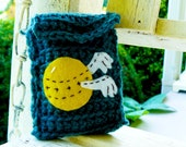 Golden Snitch Phone Pouch
