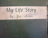 Book  My Life Story by Joe Lewis