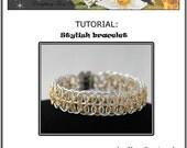 TUTORIAL Stylish bracelet