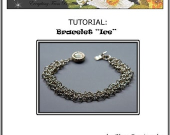 TUTORIAL Bracelet Ice