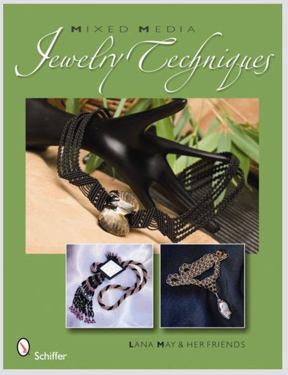 Mixed Media Jewelry Techniques Book