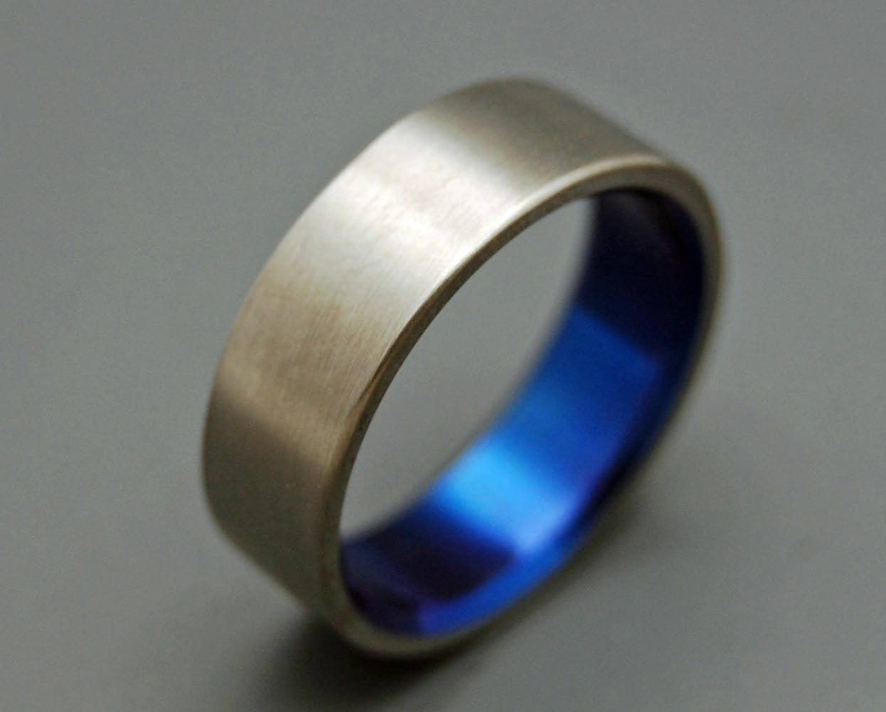 titanium wedding bands wedding rings mens titanium wedding bands wedding rings titanium rings something blue men s rings zoom