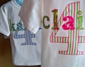 Birthday Name Shirt-Celebrate With The Perfect Gift-A Happy Birthday Shirt-Boys and Girls